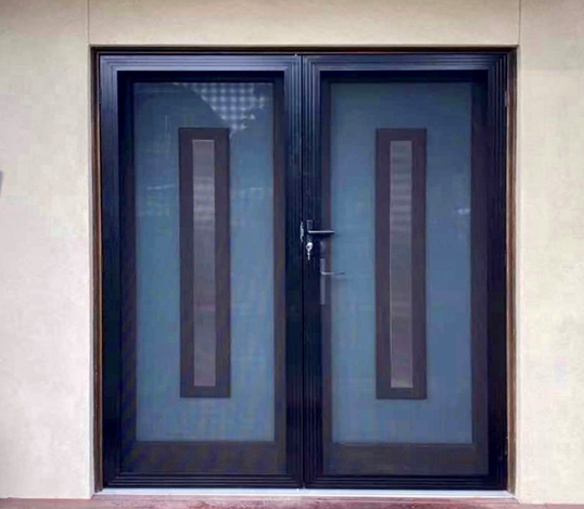 I Want to Answer My Door Without Being Seen From the Outside, What Door Should I Choose